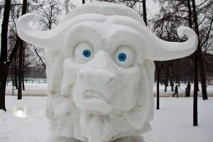 """Городской фестиваль """"Снежный позитив"""""""