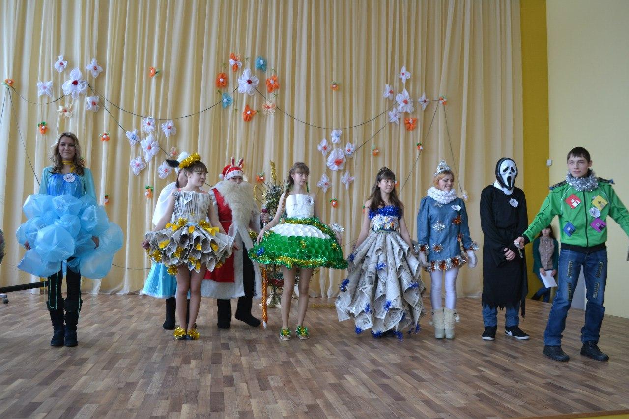 """Итоги конкурса новогодних костюмов """"Handmade"""""""