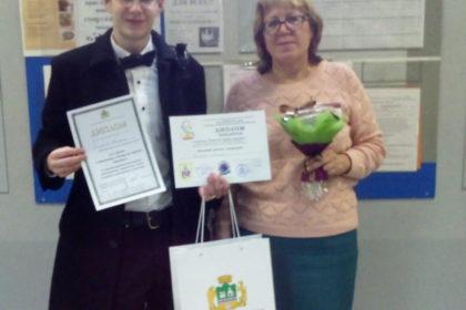 Победа студента Первоуральского политехникума в международном состязании поваров