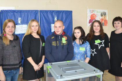 Итоги выборов Председателя Совета обучающихся