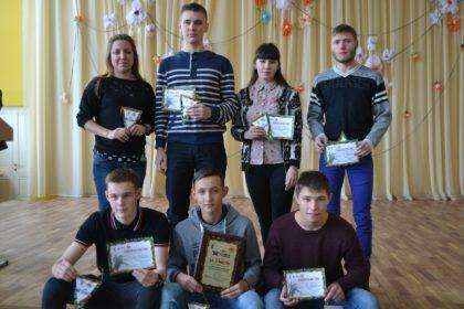 Награждение победителей и призеров 07.11.16