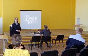 Сотрудники ГИБДД Первоуральска вновь провели «Краш-курс» для студентов