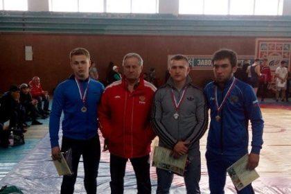 Областной турнир по Вольной Борьбе, посвященный памяти Героя России Руслана Павлова