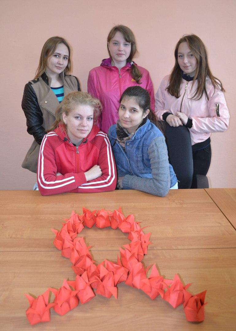 """Акция """"Красный тюльпан"""""""