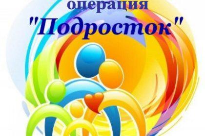 """Рейд по месту жительства обучающихся (операция """"Подросток"""")"""