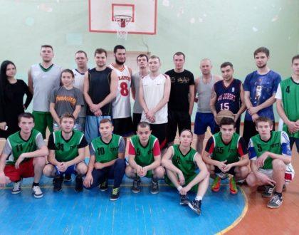 Товарищеская встреча по баскетболу