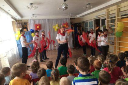 Профилактическое мероприятие в детском саду