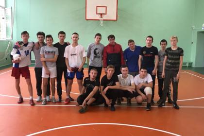 Товарищеская встреча по мини-футболу