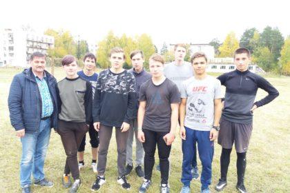 Блиц-турнир по мини-футболу