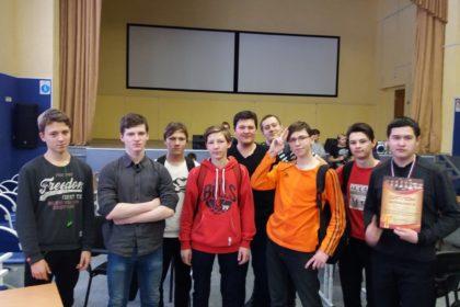 Шахматный турнир к международному Дню студента -2018
