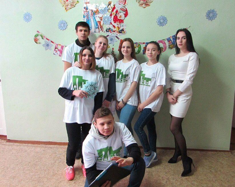Посещение СРЦН Илима