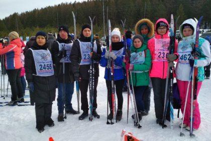 Сезон лыжной подготовки в ППТ