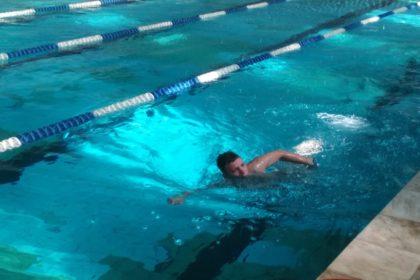 Первенство ППТ по плаванию