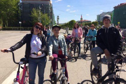 Всероссийский велопробег