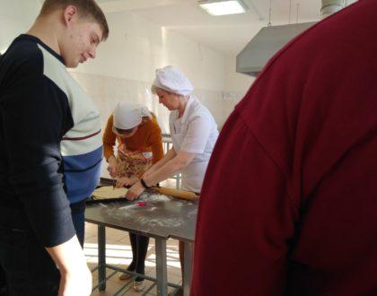 """Кулинарный мастер-класс """"Изготовление изделий из дрожжевого теста"""""""