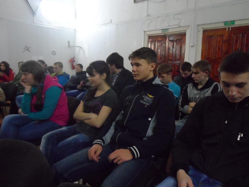 Студенты группы №102